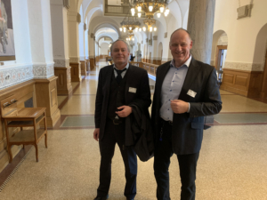 Anders Kjærulff og Kasper Skov-Mikkelsen